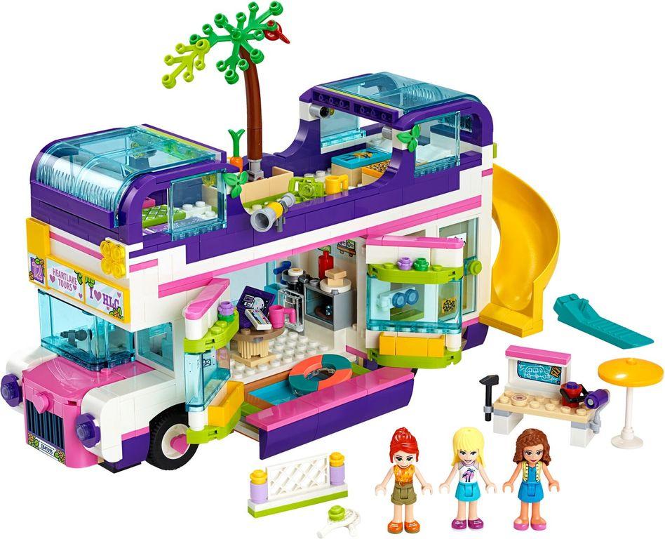 Friendship Bus components