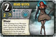 Summoner Wars: Piclo's Magic Reinforcement Pack Mind Witch card