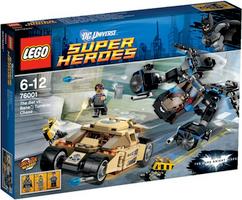 LEGO® DC Superheroes The Bat vs. Bane: Tumbler Chase