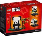 Chinese New Year Pandas back of the box