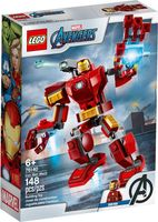 LEGO® Marvel Iron Man Mech