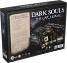 Dark Souls: The Card Game back of the box