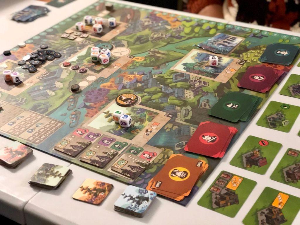 Paris: New Eden gameplay