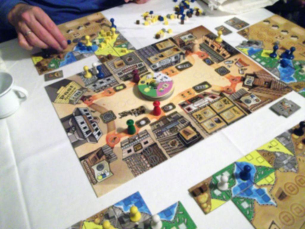 Walnut Grove gameplay