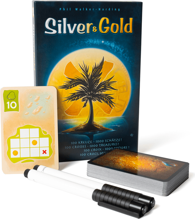Silver & Gold components