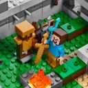 The Fortress minifigures