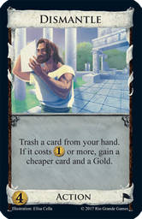 Dominion: Dismantle Promo Card
