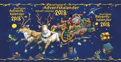Brettspiel Adventskalender 2018