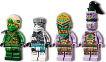 LEGO® Ninjago Jungle Dragon minifigures