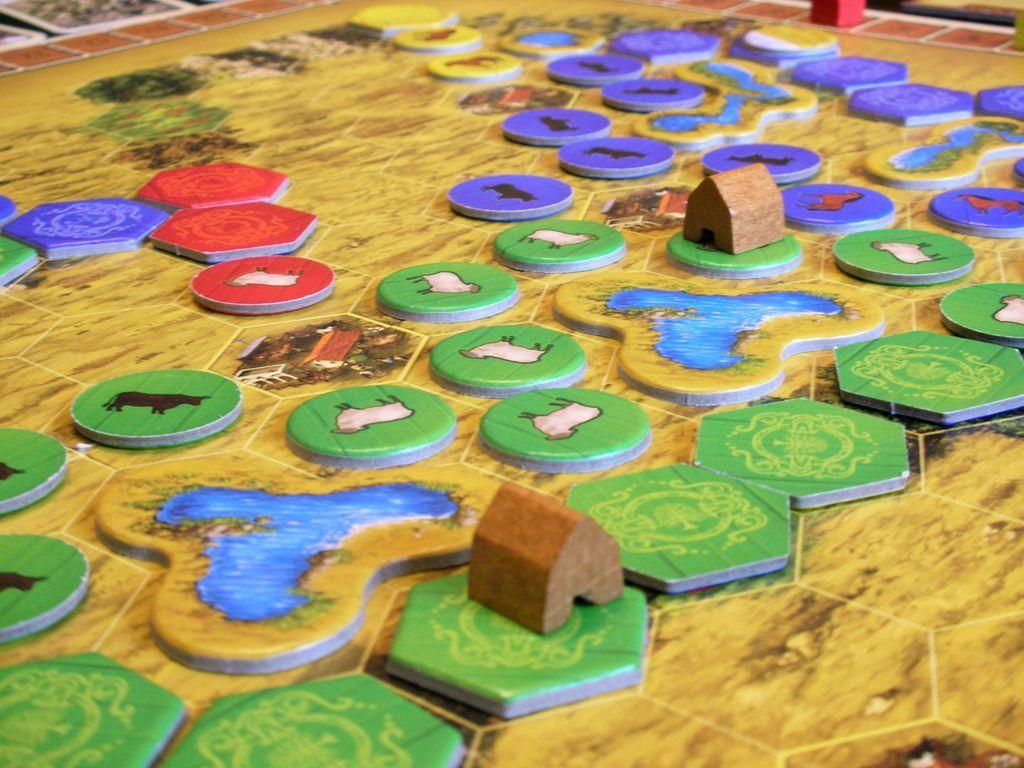 Hacienda gameplay