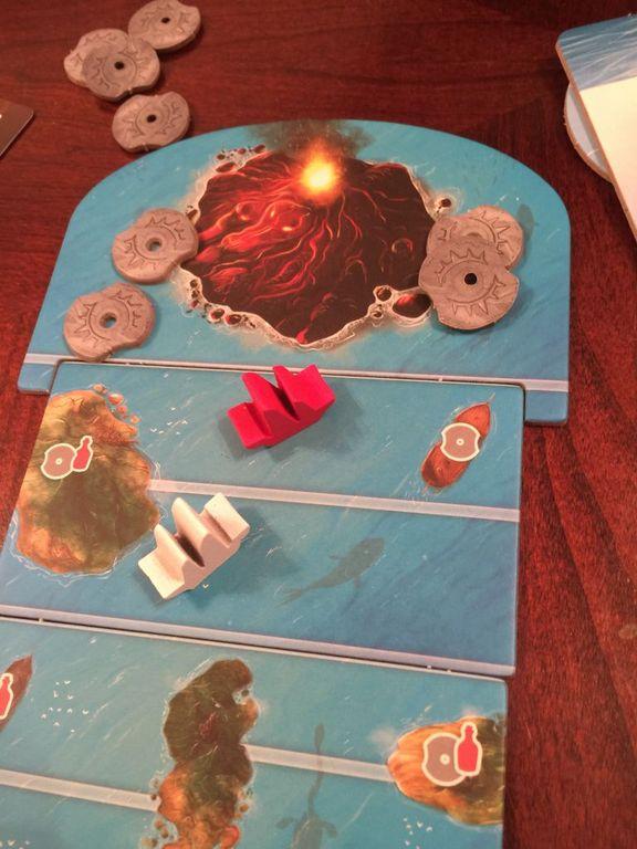 Corsairs of Valeria gameplay