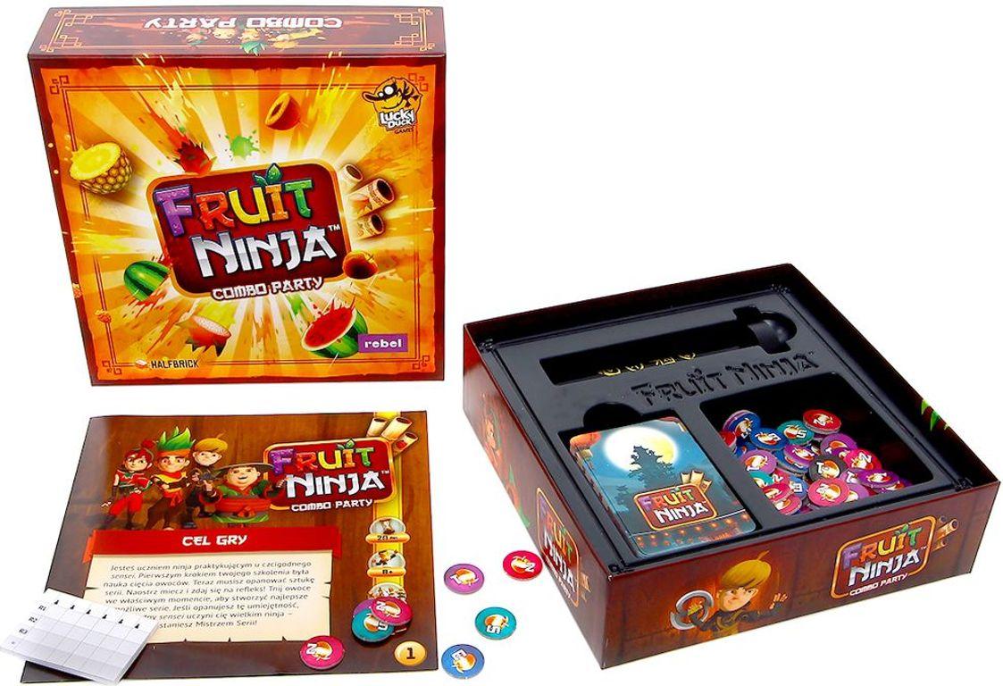 Fruit Ninja box