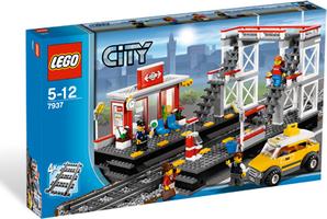 LEGO® City Train Station