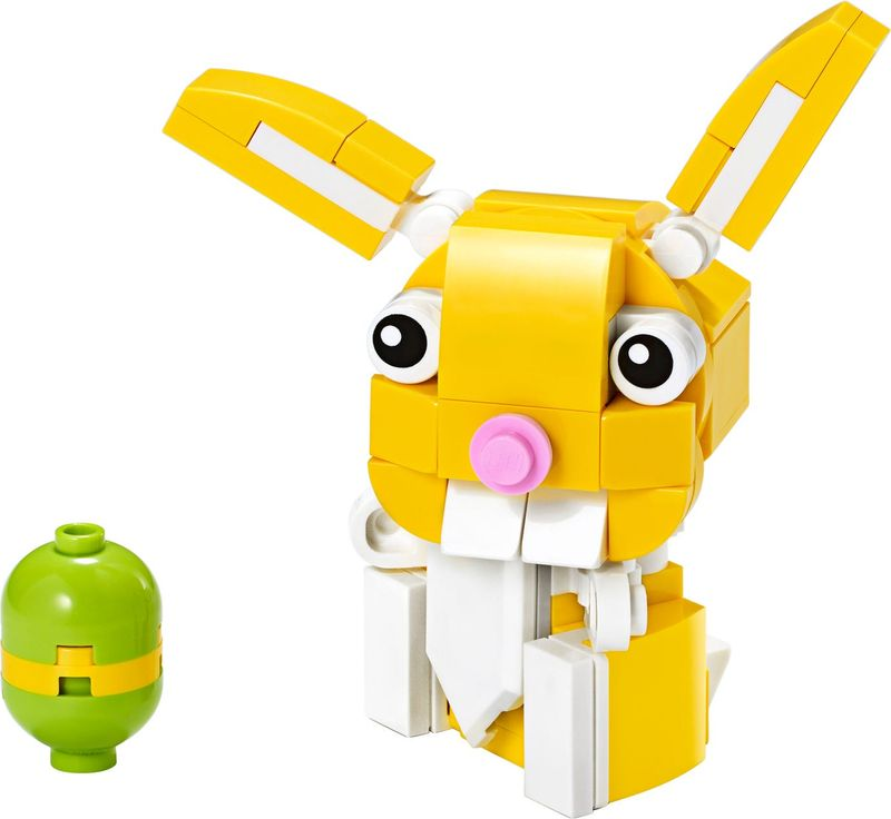 Easter Bunny (Polybag) components