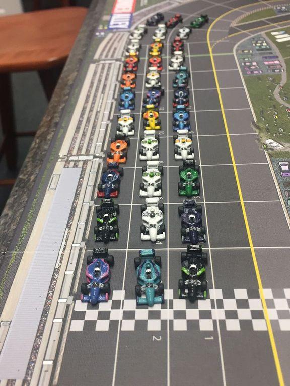 Grand Prix components
