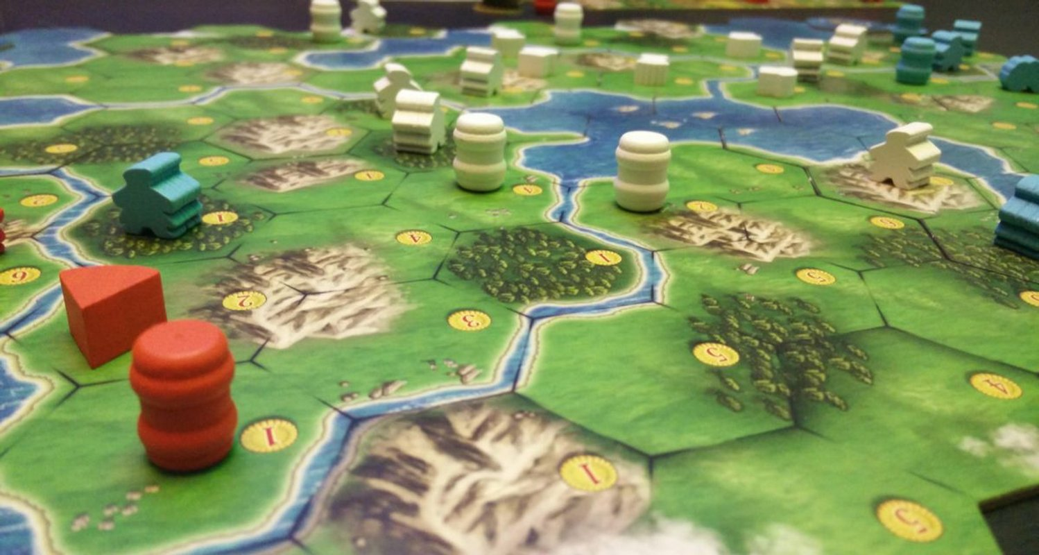 Clans of Caledonia gameplay