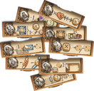 The Voyages of Marco Polo: Agents of Venice components