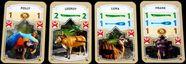 The Quest for El Dorado: Heroes & Hexes cards