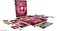 Plague Inc: The Board Game components