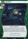 Arkham Horror: The Card Game - Point of No Return: Mythos Pack daredevil card
