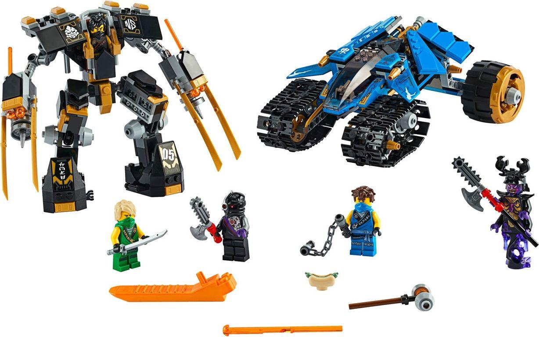 Thunder Raider components