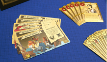 Bargain Quest: Sunk Costs cards