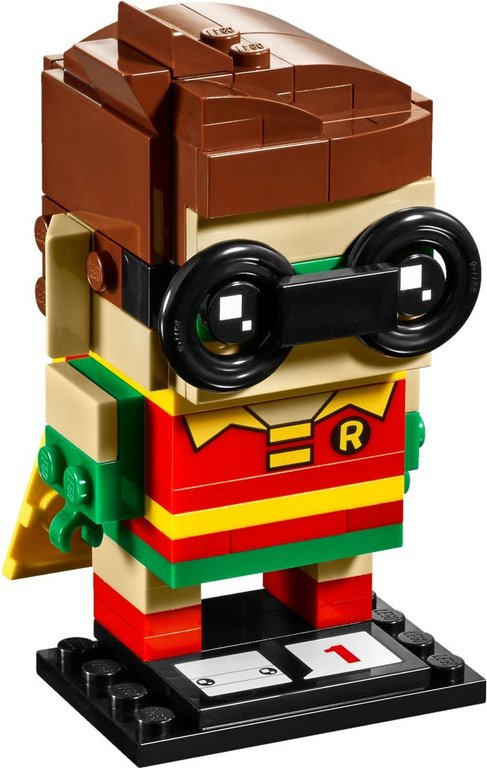 LEGO® BrickHeadz™ Robin™ components