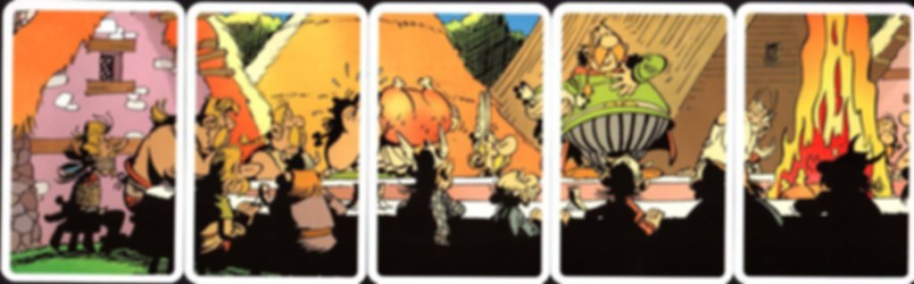 Asterix & Obelix cards