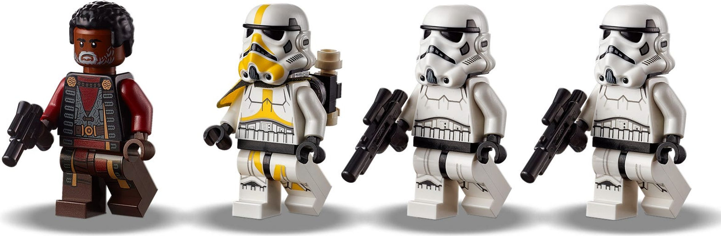 LEGO® Star Wars Imperial Armored Marauder minifigures