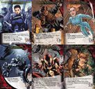 Legendary: Marvel Deck Building Game - Civil War cards