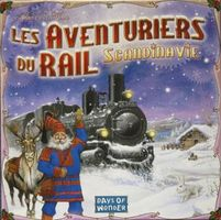 Les Aventuriers du Rail: Scandinavie