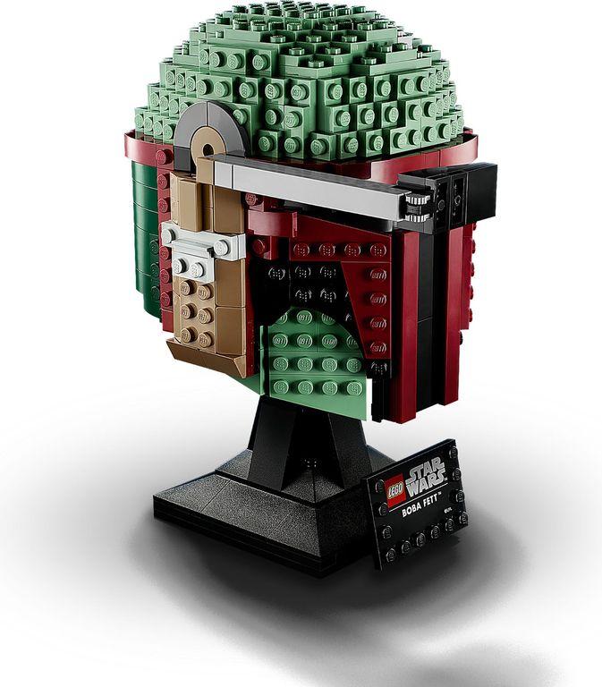 LEGO® Star Wars Boba Fett™ Helmet components