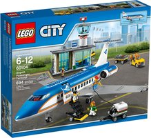 LEGO® City Airport Passenger Terminal