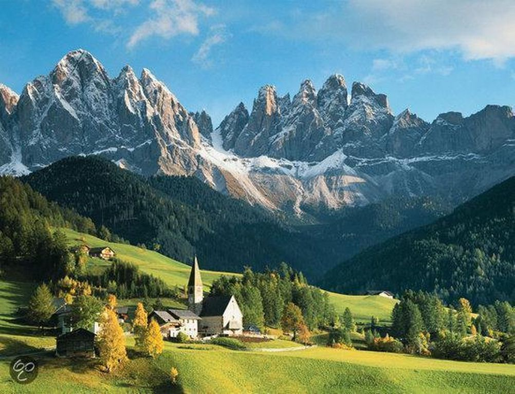 Views Of The Dolomites