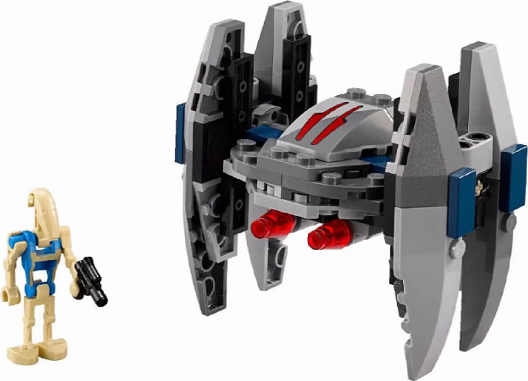 LEGO® Star Wars Vulture Droid components