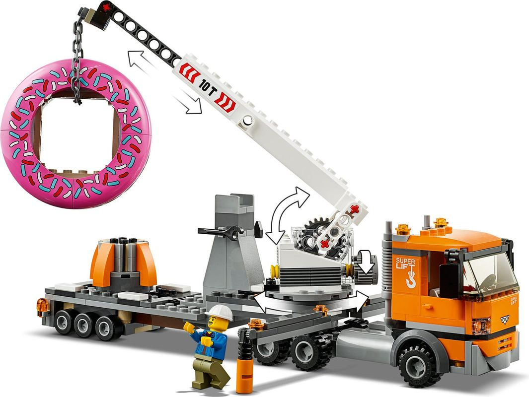 Donut Shop Opening components