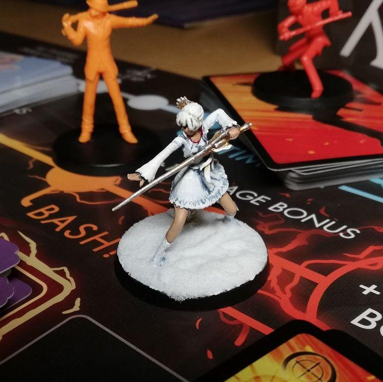 RWBY: Combat Ready miniature
