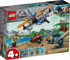LEGO® Jurassic World Velociraptor: Biplane Rescue Mission​