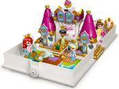 LEGO® Disney Ariel, Belle, Cinderella and Tiana's Storybook Adventures gameplay