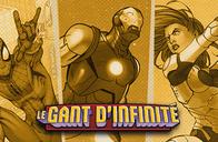 Le Gant d'Infinité: Un jeu Love Letter