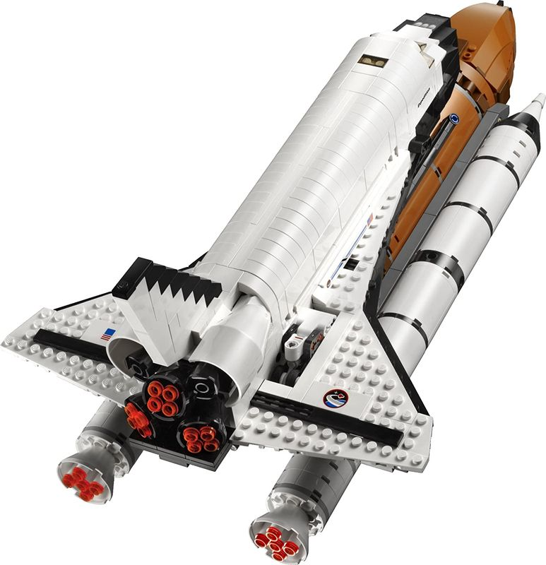 Shuttle Expedition components