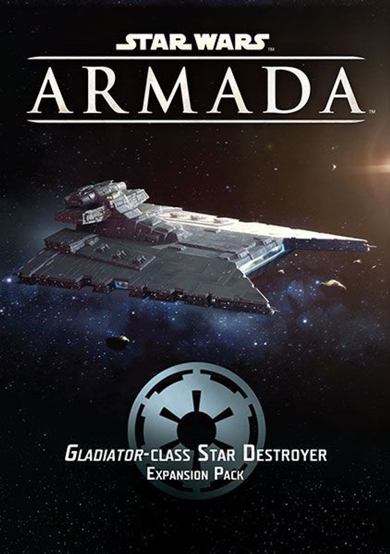 Star Wars: Armada - Gladiator-class Star Destroyer Expansion Pack box
