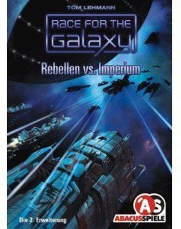 Race for the Galaxy: Rebellen vs. Imperium