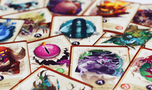 The Big Book of Madness: The Vth Element cards
