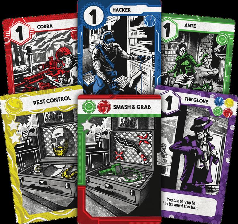 SpyNet cards