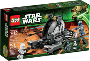 LEGO® Star Wars Corporate Alliance Tank Droid