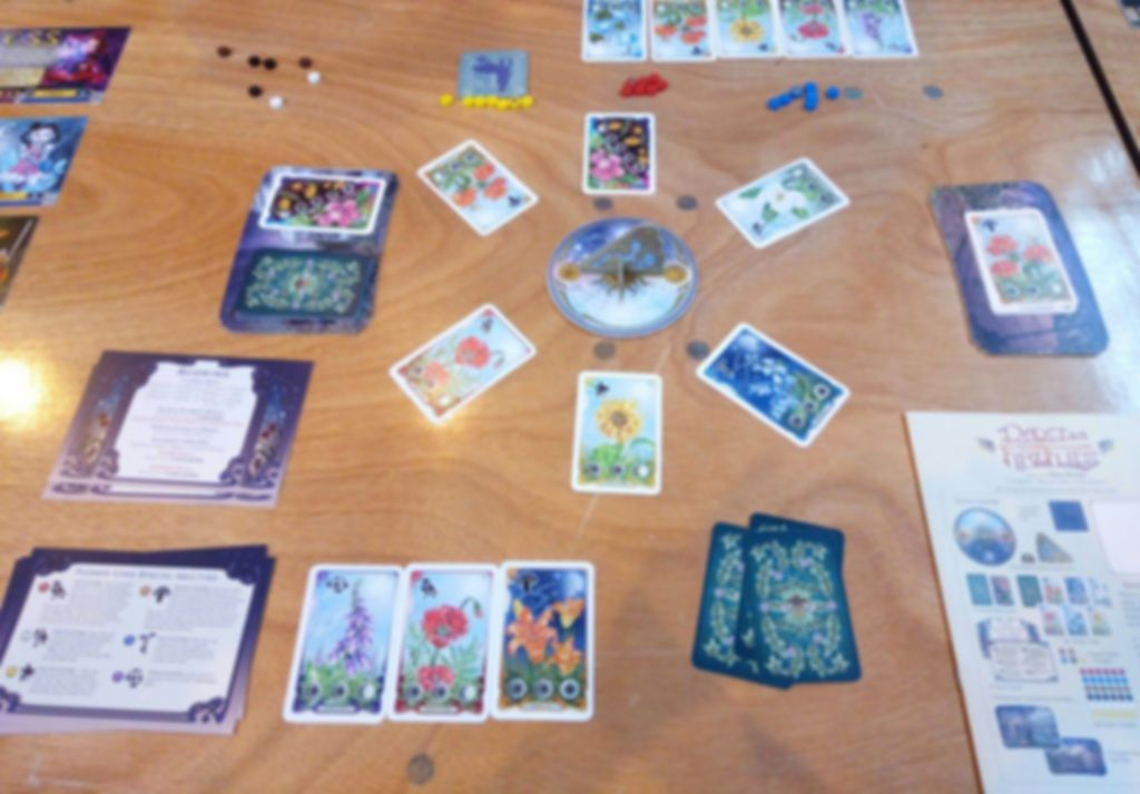 Dance of the Fireflies components