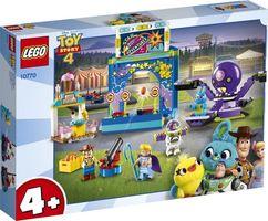 LEGO® Toy Story Buzz & Woody's Carnival Mania!