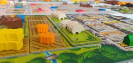 Caverna: The Cave Farmers gameplay