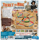 Ticket to Ride: Amsterdam torna a scatola